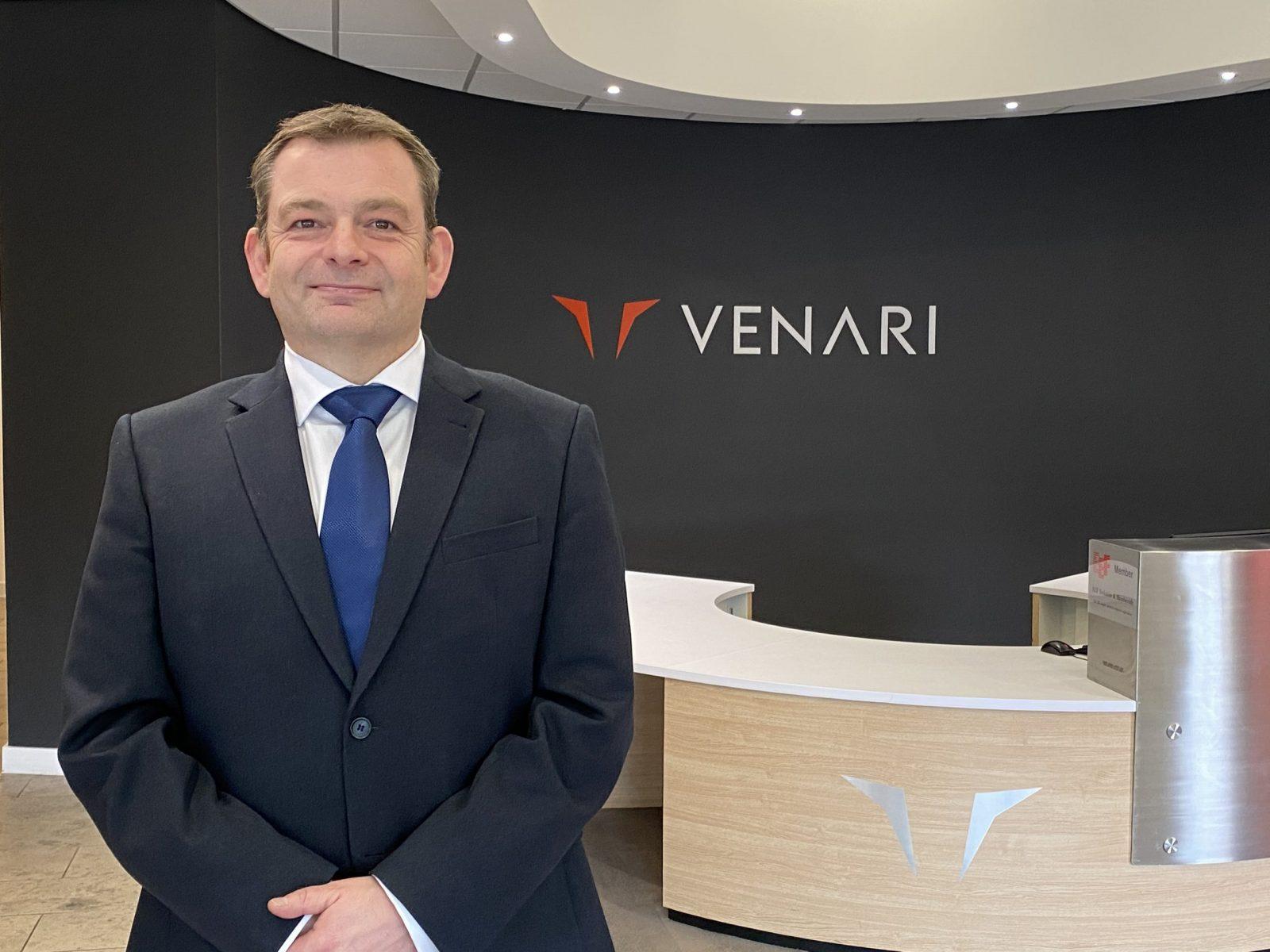 John Purdy Venari